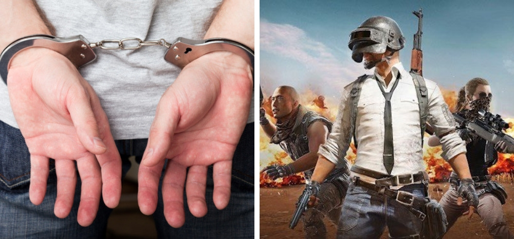 Gamers arrested for playing PUBG