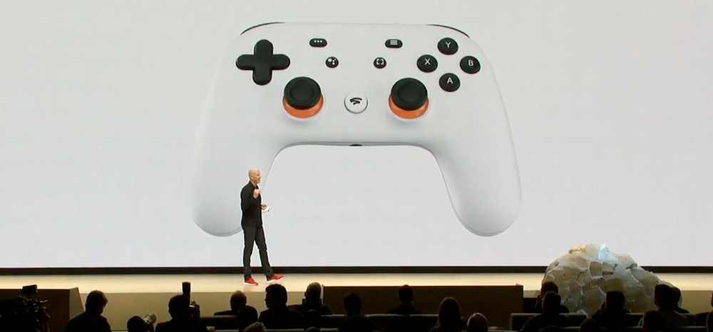 Google launches Stadia, their gaming platform