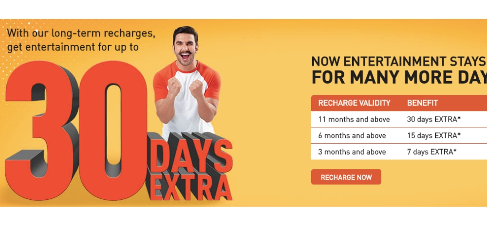 Dish TV Free 30 Days offer