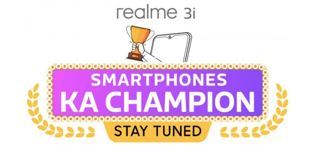 Realme 3 Lite (Realme 3i) India Launch: Price In India, Full Specs