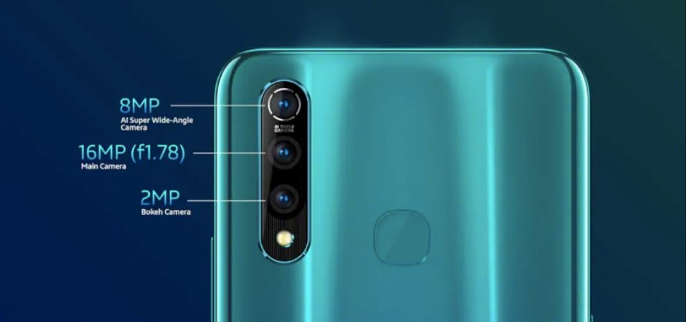 Vivo Z1Pro Launched in India