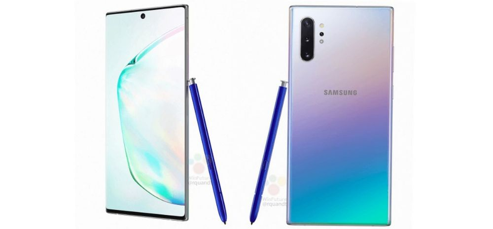 Samsung Galaxy Note 10 Will Have SD 855 Plus Chip