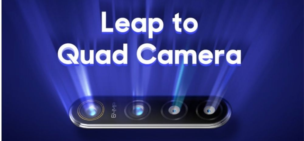 Realme's 64MP Camera Smartphone Set For Diwali Launch;