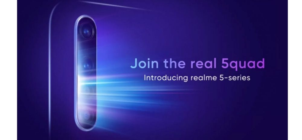 Realme 5, Realme 5 Pro India Launch On August 20