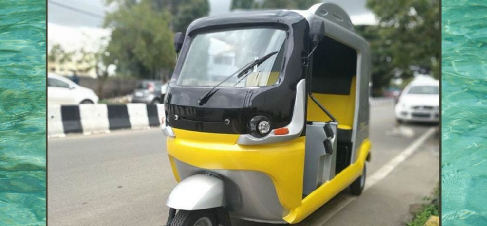 This Electric Autorickshaw Can Charge In 5 Minutes, And Run For 70 Kms
