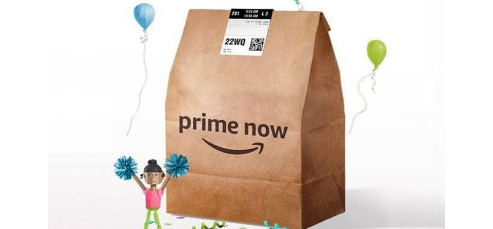 Amazon Prime Will Soon Deliver Your Food