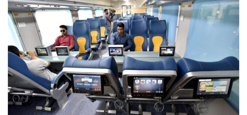 Rail coaches will be revamped