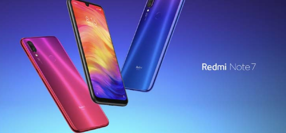 Redmi Note 8 Officially Confirmed (In pic: Redmi Note 7)