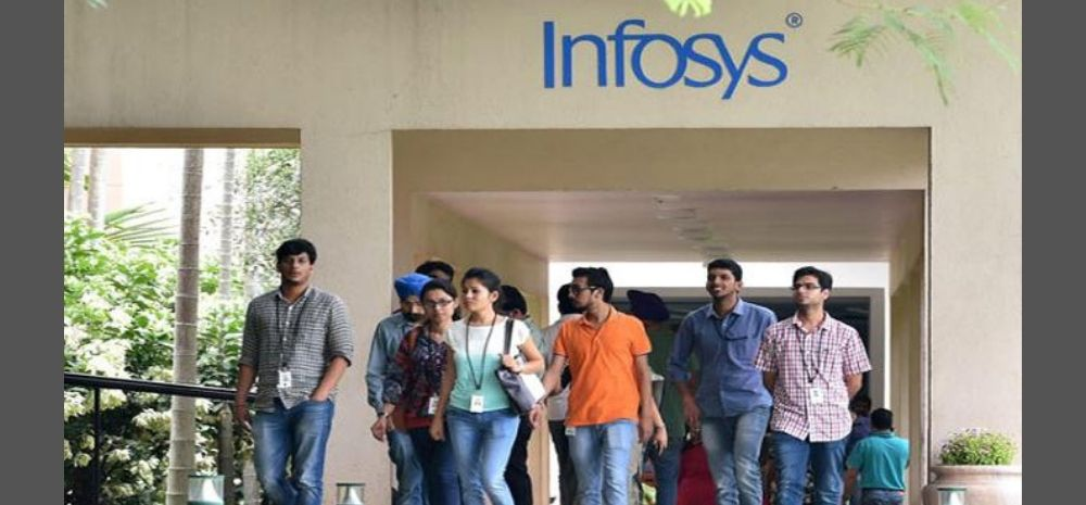 Infosys Beats Microsoft, Paypal, Becomes World's 3rd Best Regarded Company; Jumps From #31 To #3 In A Year!