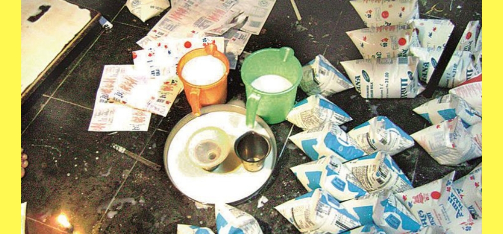 Only 62% Of Milk Sold In India Meets Govt's Quality Check; Telangana, Tamil Nadu Has Worst Quality