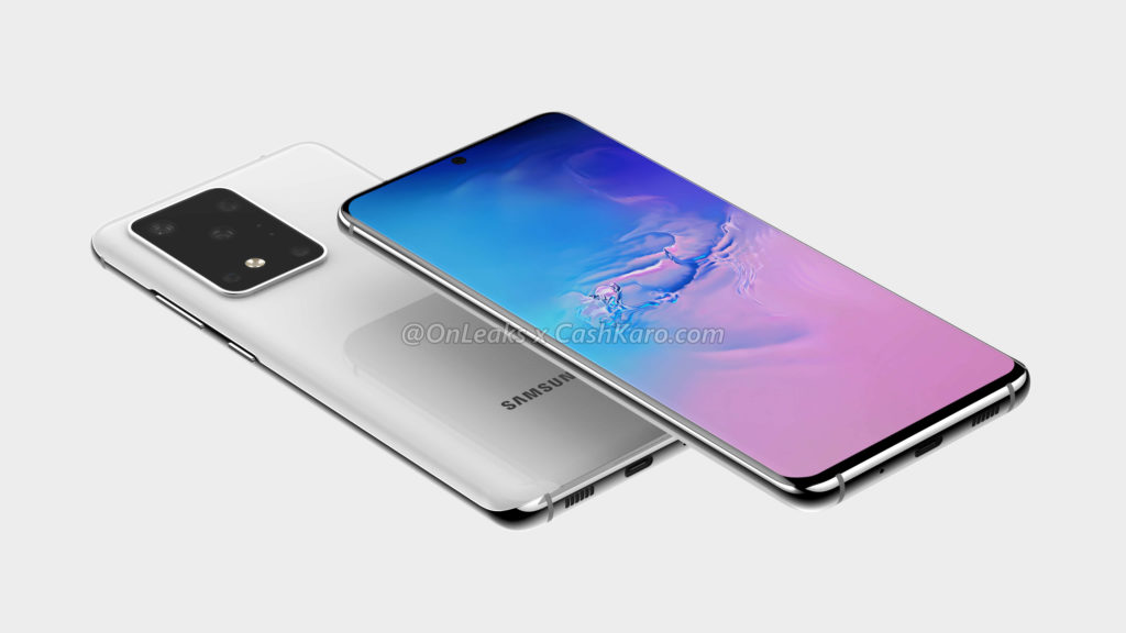 Galaxy S11 Design Leaked: Image Source: CashKaro