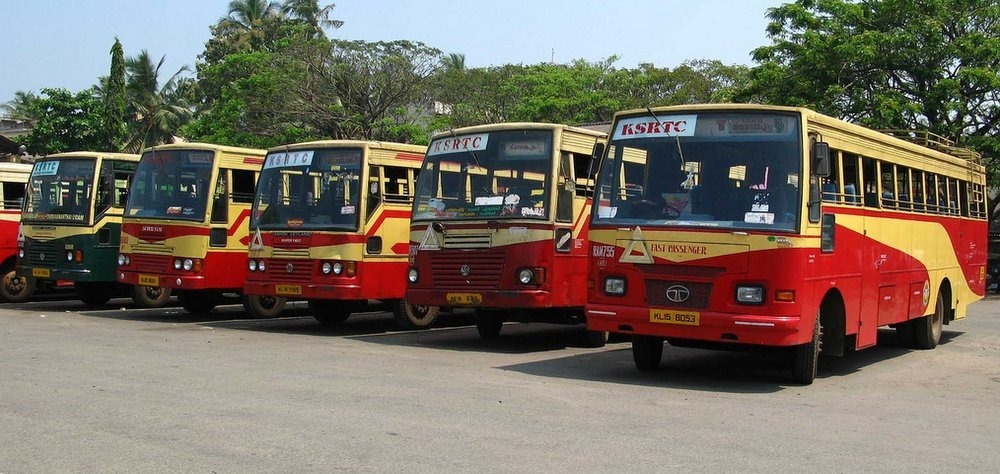 This Is The Longest Bus Journey In India Covering 2000 Kms; This App Has  Enabled 32 Billion Kms Of Journey In 2019!