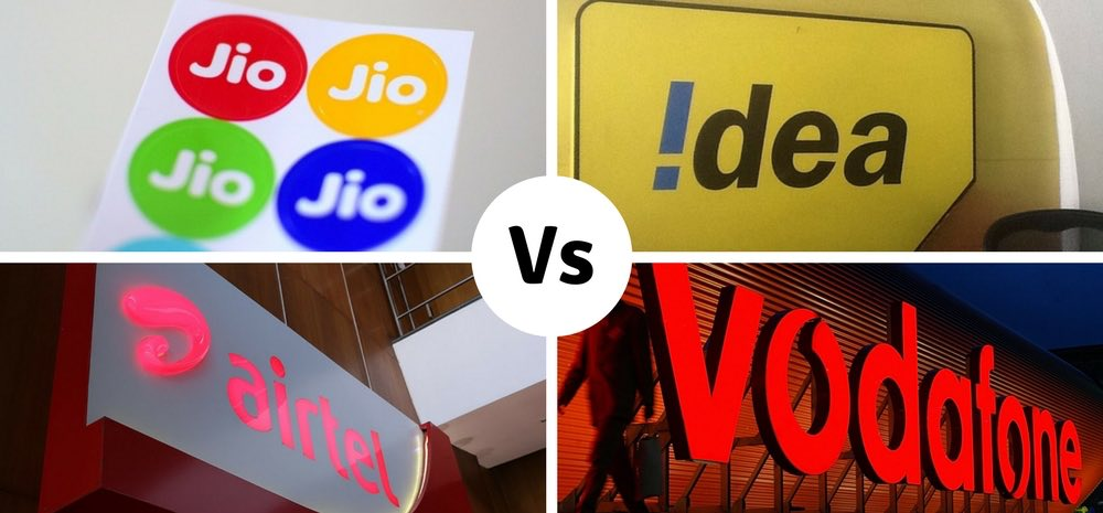 Airtel vs Jio vs Vodafone-Idea: Which Has Best Under- Rs 200 Prepaid Plans in 2020?