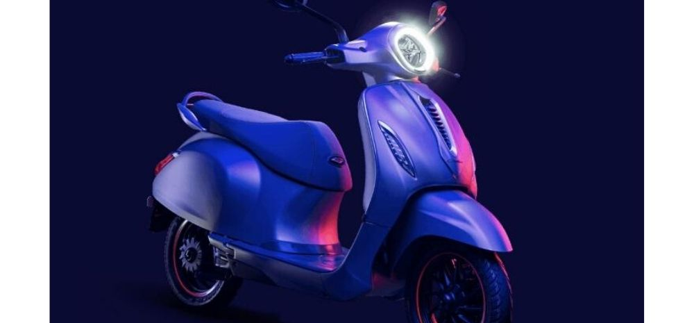 Bajaj Chetak Returns In Electric Avatar; Costing Rs 1 Lakh, This Is Bajaj's 1st Electric Two-Wheeler!