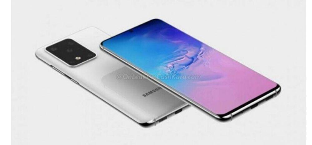 Samsung Galaxy S20 Series Leaked: 108MP Camera, 120Hz Display, 40MP Selfie Camera & More!