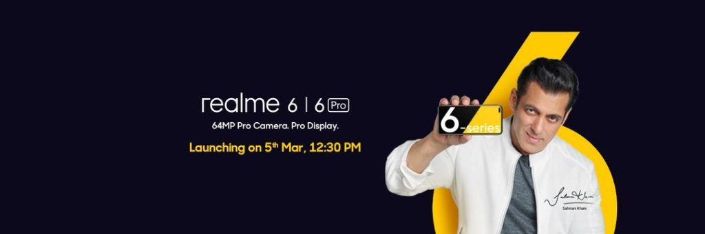 Superstar Salman Khan Is The New Realme Brand Ambassador; Will Endorse Realme 6, 6 Pro