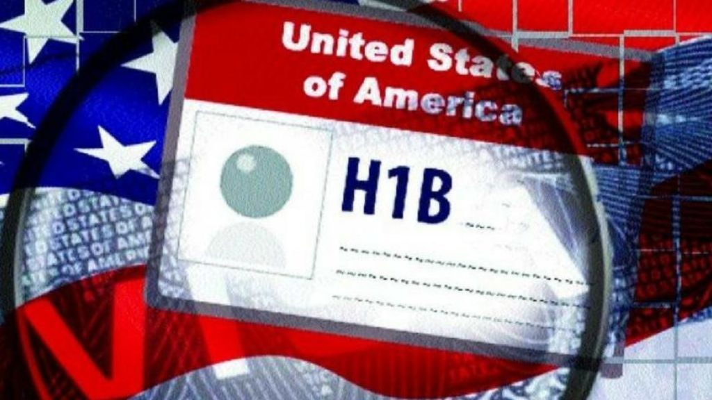 H1B Visa Quota Of 65,000 Exhausted For 2021; Successful Applicants Will Be Informed By March 31