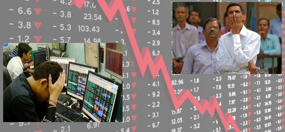 Nifty, Sensex Crashes 10% On Friday, The 13th; Trading Stopped For 45 Minutes As Markets Lose 3000 Points