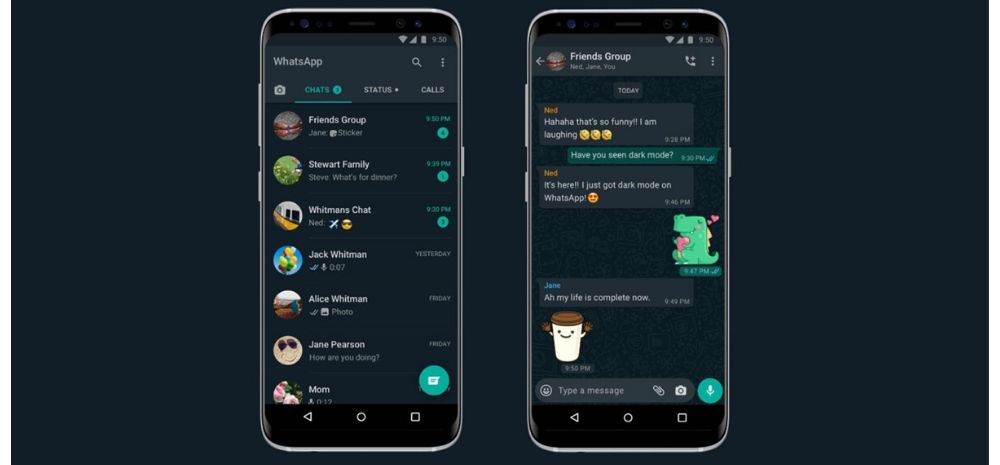 Whatsapp Dark Mode Officially Rolled Out For All Android, iOS Users: This Is How You Can Activate It