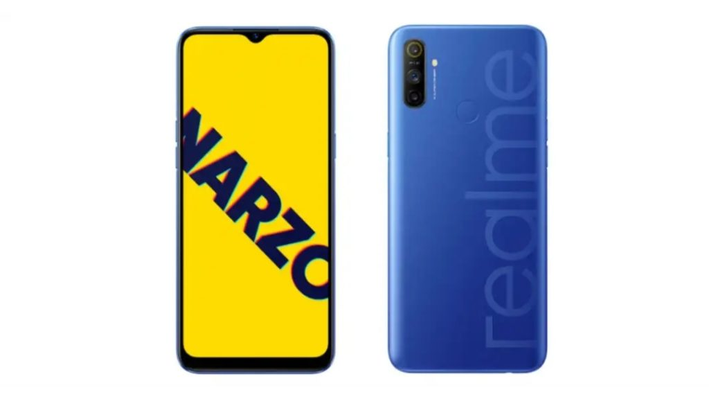 Realme Narzo 10A Goes On Sale Today On Flipkart: Offers, USPs, Specs And More!