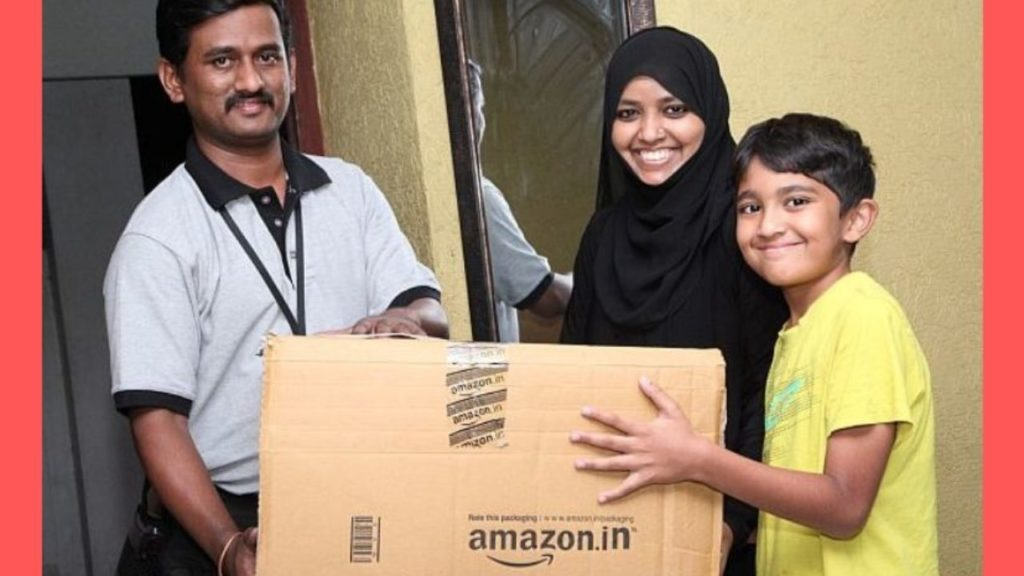 Amazon Will Hire 50,000 Indian Employees To Meet Sudden Surge In Demand