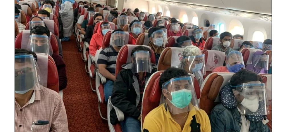 Air India's Buys 600,000 PPEs With Face Shields, Masks For Passengers; Flights To 43 Countries Starting Soon?
