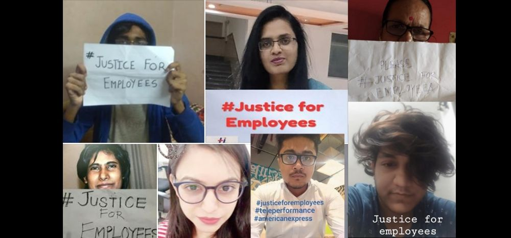NITES, AIFITE, ITEA Launch #JusticeforEmployees Campaign to Help Lakhs Of IT Employees Fired During Lockdown