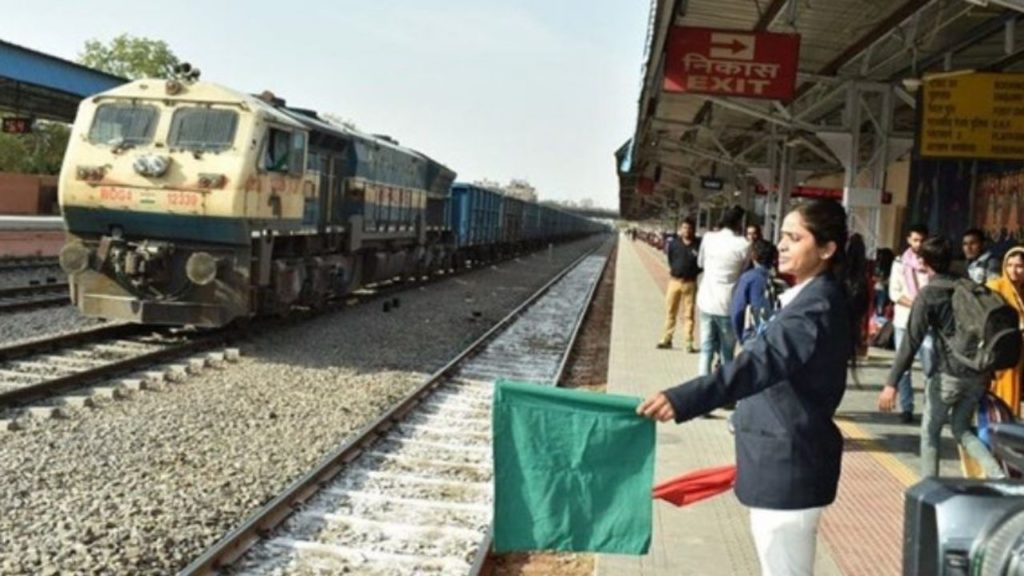 Private Firms Will Set Train Fare For 35 Years, 5% Of Trains Will Be Private; Congress Slams Govt!