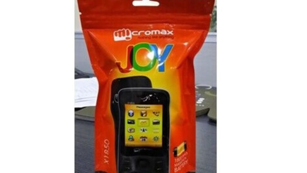 Micromax's Rs 699 smartphone launched in 2015