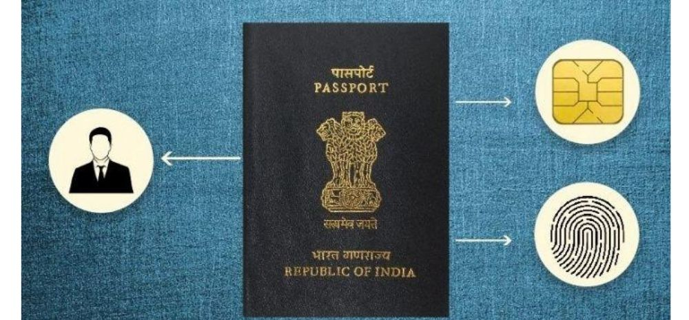 Every Indian Will Get E-Passport From Next Year; Trial Run For 20,000 e-Passports Successful