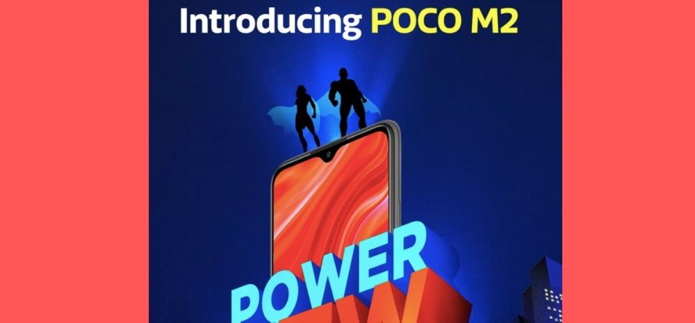 Poco M2 India Lauch On September 8th: Price Under-Rs 10,000? Cheapest Poco Smartphone?