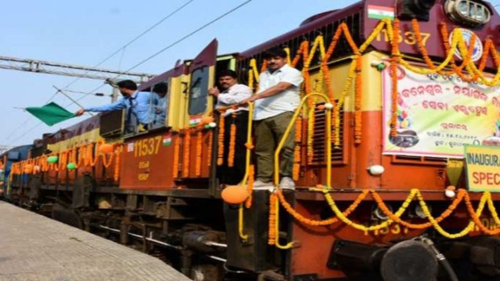 Indian Railways to start 192 pairs of special Festival Special trains from Oct 20 to Nov 30.