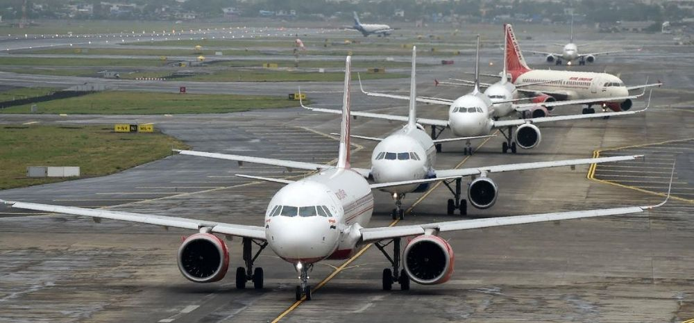 Air India Pilots Threaten Strike, Protests Over 58% Salary Cut; Reject 5% Rollback