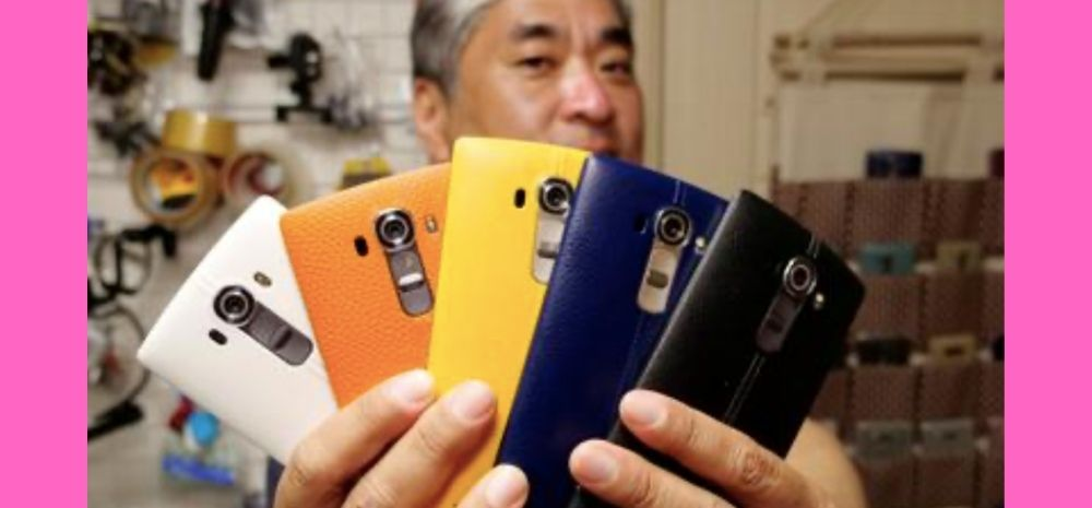 This LG Phone Maniac Collects 90 LG Phones In 23 Years; Will Use Them Forever Even As LG Stops Making New Phones