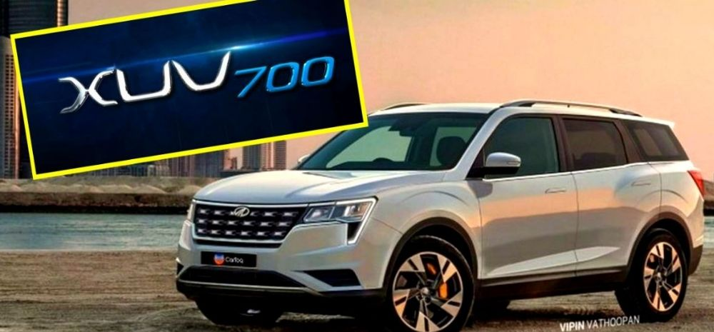 The new Mahindra XUV700's cabin will have Mercedes-Benz-style single unit screen with split displays for infotainment and instrument cluster.