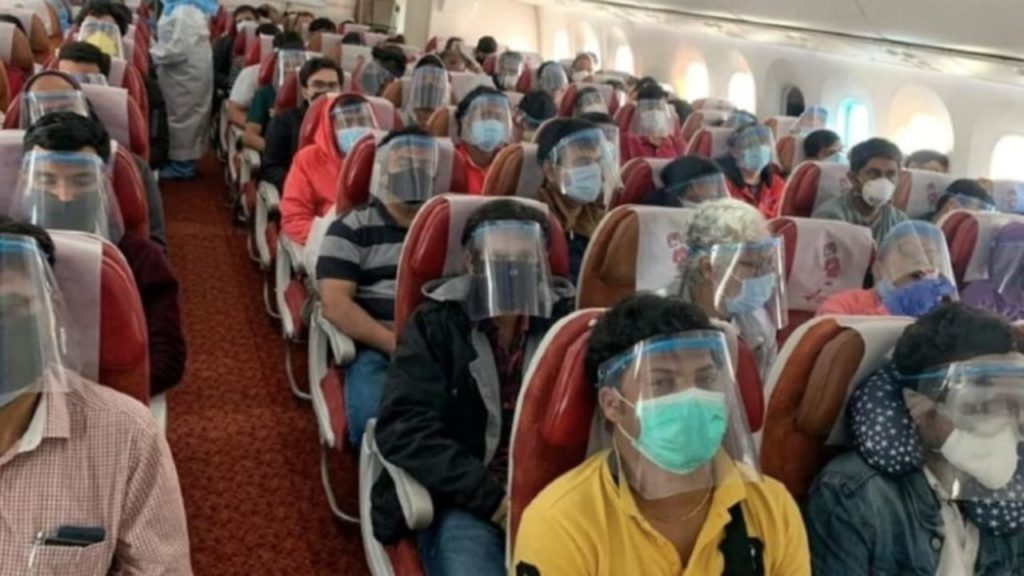 Different countries have banned international flights from India, due to surging Covid cases in the country and the possibility of an Indian strain.
