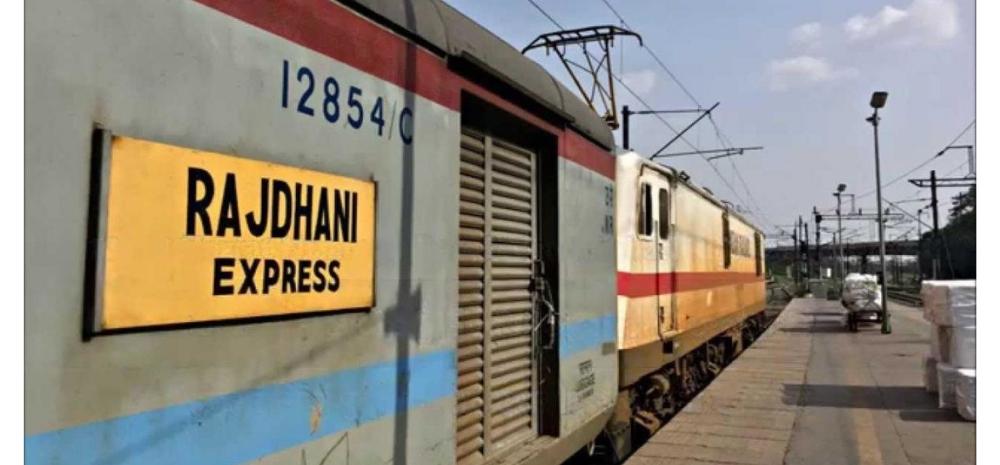Rajdhani Express Gets Smart Coaches With CCTVs, Alarm, GPS, EntertainmentSystems & More!