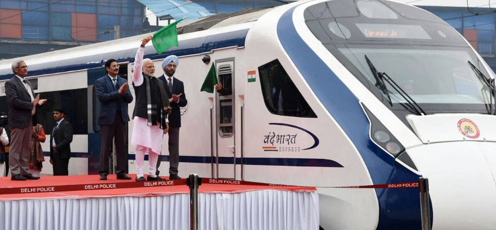 The Indian government has plans to eventually add 100 Vande Bharat trains and is working towards adding a maximum number of these trains by 2024.