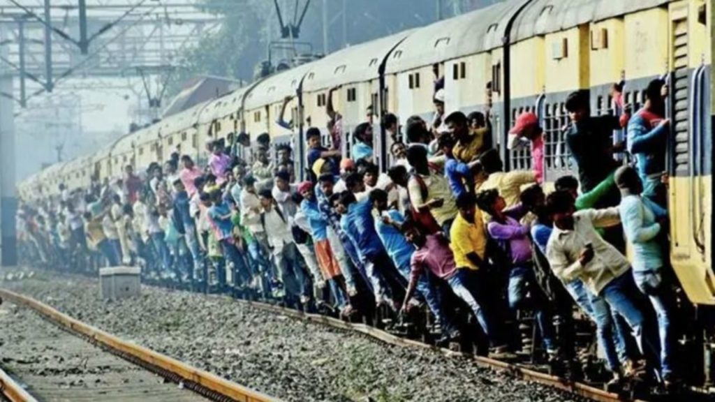 After a four-month hiatus, fully vaccinated people were finally permitted to board Mumbai local trains on Sunday but with few conditions.