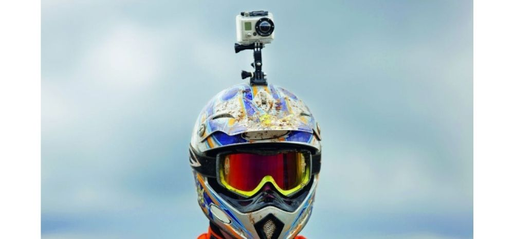 Helmet Mounted Cameras Are Illegal! Your Driving License Will Be Cancelled For Mounting Camera On Helmet